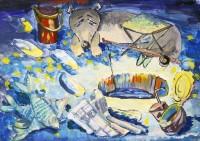 Ученики школы искусств в числе победителей творческого конкурса к 90-летию Таймыра