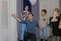 Детскую школу искусств посетили профессиональные актеры