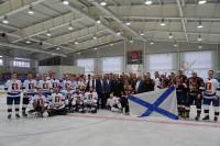 В Дудинке завершился турнир по хоккею на Кубок северных городов