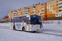 Движение автобусов до Норильска приостановлено