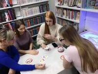 В библиотеке семейного чтения открыли клуб настольных игр