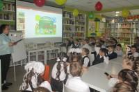 В День знаний дудинские библиотеки встречали школьников