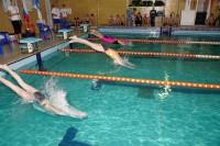 В Дудинке состязались пловцы и многоборцы