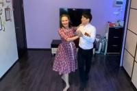 В Дудинке проходит танцевальный флешмоб