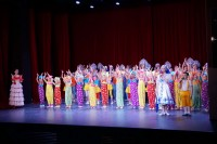 Школа искусств представила хореографическую «кругосветку»