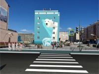 Эскизное предложение обустройства сквера «Три медведя» в районе ул. Островского 5,5А