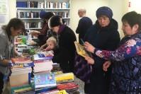 Горожане посетили книжную ярмарку