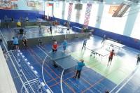 В Дудинке прошел турнир по настольному теннису