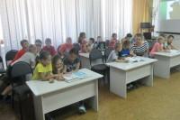 В дудинской библиотеке детям рассказали о Красной книге