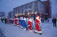 Дудинцев приглашают открыть новогодний сезон