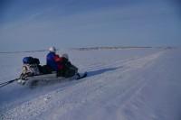 Будьте внимательны на льду и при выезде на переправу!