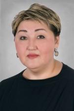 Марина Геннадьевна Жаркова