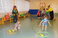 Артисты Дома культуры провели игровые программы с дошкольниками