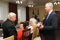 Почётные граждане Дудинки встретились с Главой города