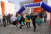 Дудинцы пробежали всероссийский «Кросс нации — 2021»