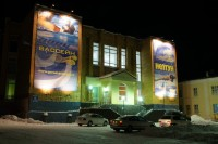 Дудинский спортивный комплекс возобновил работу