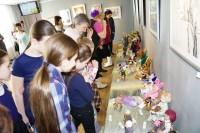 «Весна, цветы и куклы» в городском Центре народного творчества