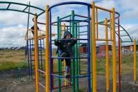 В дудинских поселках обновят оборудование детских площадок