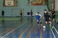 Трудовые коллективы посоревновались в мини-футболе