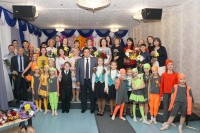 В Дудинке чествовали педагогов детской школы искусств