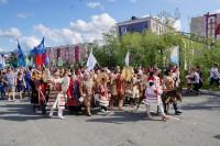 В Дудинке отпраздновали День коренных народов мира