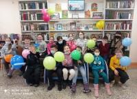 Более двухсот школьников приняли участие в неделе детской и юношеской книги
