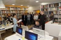 В Дудинке появился современный информационно-библиотечный центр