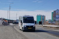 Вниманию пассажиров городских автобусов