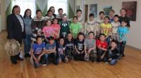 В школе искусств открыли проект по сохранению северной хореографии
