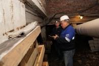 В Дудинке оценили состояние грунтов и свайных оснований зданий
