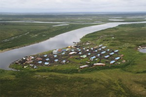 Поселок Усть-Авам