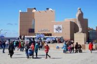 Таймырский краеведческий музей приглашает прогуляться по Дудинке