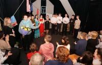 В Дудинке открыли Год театра