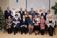В Дудинке поздравили Почетных граждан