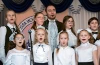 В школе искусств известный гость презентовал песню о Таймыре