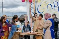 В дудинских посёлках готовятся к празднику рыбаков