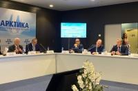 Глава Дудинки выступил на Международном форуме в Санкт-Петербурге
