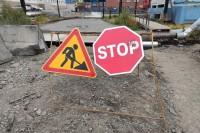Перекрытие проезда в районе Щорса, 25 продлили на пять дней
