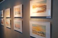 В Дудинке открылась выставка нганасанского художника