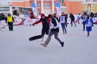 «Снеговики» — обладатели «Ледяной шайбы»