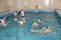 Дудинцев приглашают посетить бассейн бесплатно