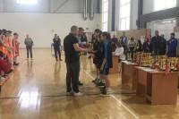 Дудинские баскетболистки стали призерами краевых соревнований