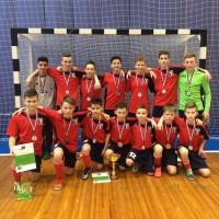 Дудинские футболисты выступили в Железногорске