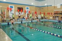 В плавании лидировали пловцы из «Акватории»