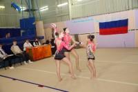 В Дудинке состоялось ежегодное соревнование по акробатике