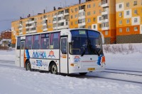 Междугородный автобус начнет ходить по летнему расписанию