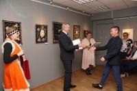 Сотрудникам городского Центра народного творчества вручили заслуженные награды