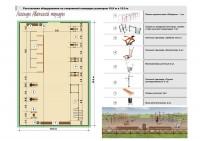 В Дудинских поселках состоялись презентации проектов будущих спортивных площадок