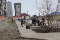 В Дудинке стартует месячник по санитарной очистке города