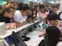 В библиотеках Дудинки осуществят молодёжные проекты